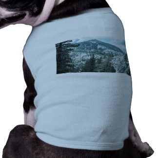 Rocky Mountain With Trees Near Lake Tahoe Shirt
