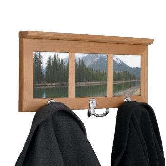 Rocky Mountains Banff Canada Coat Rack