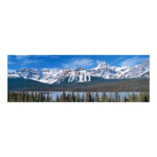 Rocky Mountains Banff Photographic Print