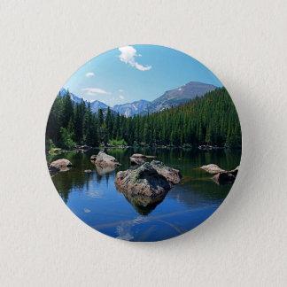 Rocky Mountains Button