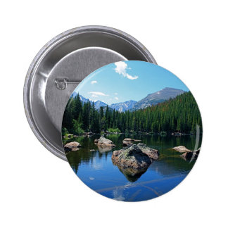 Rocky Mountains Pin