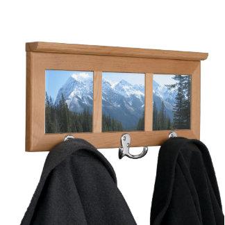 Rocky Mountains Canada Coat Racks