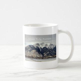 Rocky Mountains, Colorado Coffee Mug