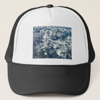 Rocky Mountains from On High Trucker Hat