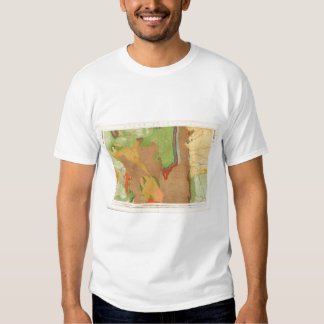 Rocky Mountains Geological T-Shirt