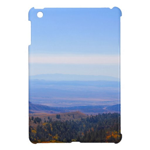 Rocky Mountains in Wyoming Case For The iPad Mini