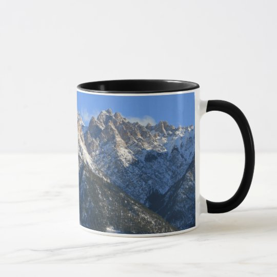 Rocky Mountains Mug