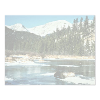 Rocky Mountains, National Park Personalized Invitation