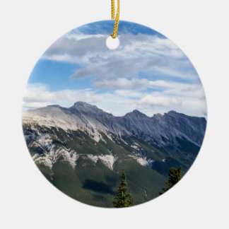 Rocky Mountains ornament