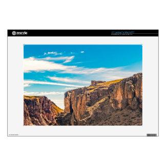 "Rocky Mountains Patagonia Landscape - Santa Cruz - 15"" Laptop Decals"