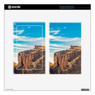 Rocky Mountains Patagonia Landscape - Santa Cruz - Kindle Fire Skins