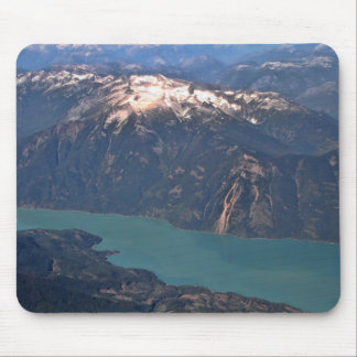 Rocky Mountains Photo Mouse Pad