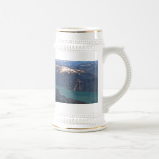 Rocky Mountains Photo Mug