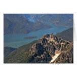 Rocky Mountains Picture Greeting Card