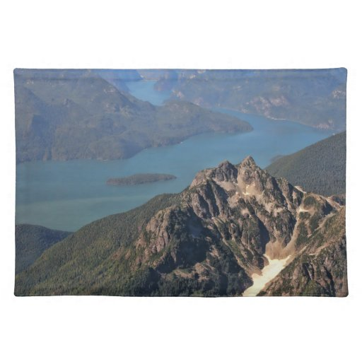 Rocky Mountains Picture Placemats