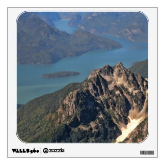 Rocky Mountains Picture Room Decal