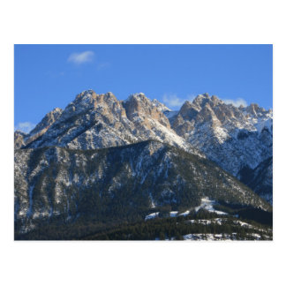 Rocky Mountains Postcard