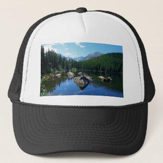 Rocky Mountains Trucker Hat