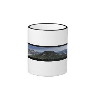 Rocky Mt National Park Color Panorama Mug