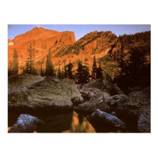 Rocky Mt. National Park, Colorado Postcard