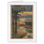 Rocky Mt. Nat'l Park Brochure # 2 Cards