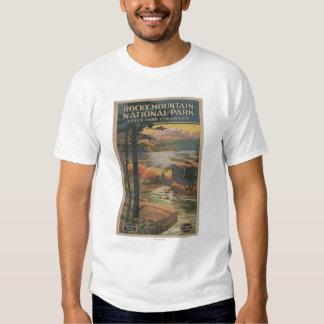 Rocky Mt. Nat'l Park Brochure # 2 T-Shirt