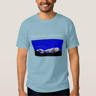 Rocky Mtn National Park-landscape/elk Shirt