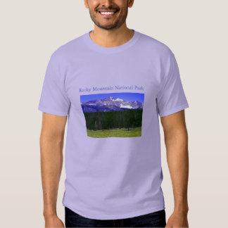 Rocky Mtn National Park-landscape/elk Tee Shirt
