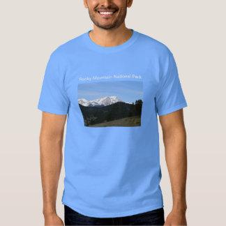 Rocky Mtn. National Park t-landscape T Shirt