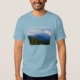 Rocky Mtn. National Park t-landscape T-shirt