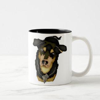 Rocky mug