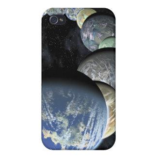 Rocky, mundos terrestres iPhone 4 carcasa