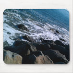 Rocky ocean mouse pads