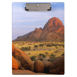 Rocky Outcrop And Plain, Spitzkoppe, Erongo Clipboard
