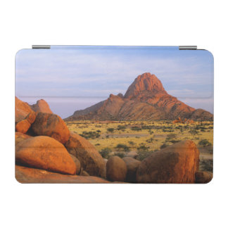 Rocky Outcrop And Plain, Spitzkoppe, Erongo iPad Mini Cover