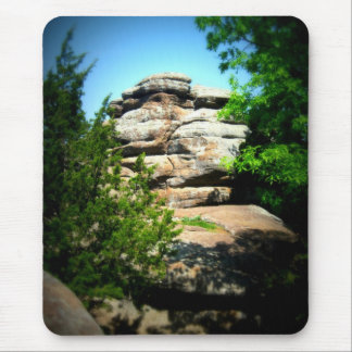 Rocky Outcrop Mouse Pad