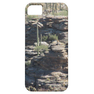 Rocky Outcropping in Tucson iPhone 5 Case
