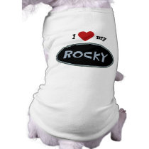 Rocky Personalized T-Shirt