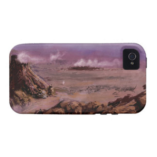 Rocky Planet Case-Mate iPhone 4 Case