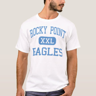 Rocky Point - Eagles - High - Rocky Point New York T-Shirt