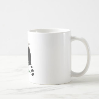 Rocky Raccoon Coffee Mug