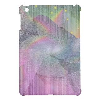 Rocky Rainbows iPad Mini Cover