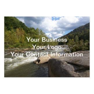 Rocky Rapids Business Card