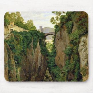 Rocky Ravine at Sorrento, 1823 Mouse Pad