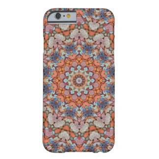 Rocky Roads Colorful Barely There iPhone 6 Case