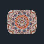"""Rocky Roads  Colorful Jelly Belly™ Candy Tins<br><div class=""""desc"""">Yummy holders! Beautiful tie dye,  kaleidoscope and fractal patterns great for Hippies,  Bikers or anyone who likes to be colorful.</div>"""