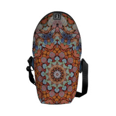Rocky Roads  Colorful Messenger Bags at Zazzle