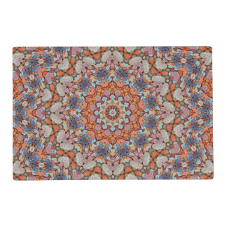 Rocky Roads Kaleidoscope    Colorful Placemats