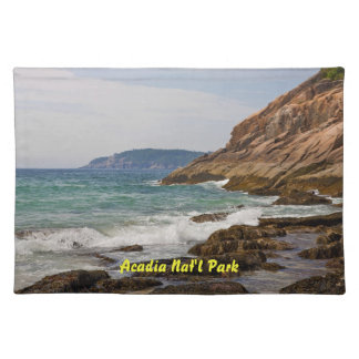 Rocky Shore American MoJo Placemat