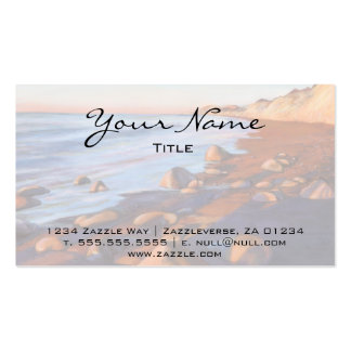Rocky Shore Business Card